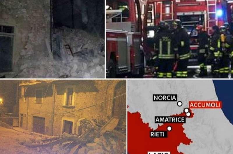Terremoto in Centro Italia: cosa fare per dare aiuto e non essere d'intralcio