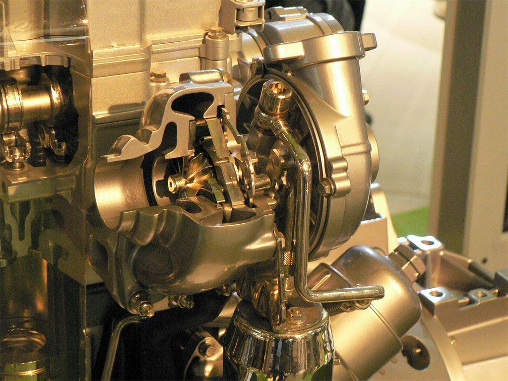 Come funziona il motore turbo: una spinta positiva