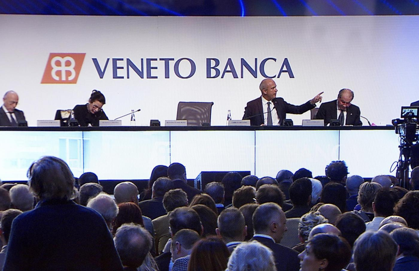 Veneto Banca, arrestato l'ex ad Vincenzo Consoli