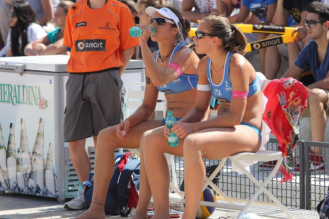 Olimpiadi 2016, beach volley: Orsi Toth positiva a controlli anti doping