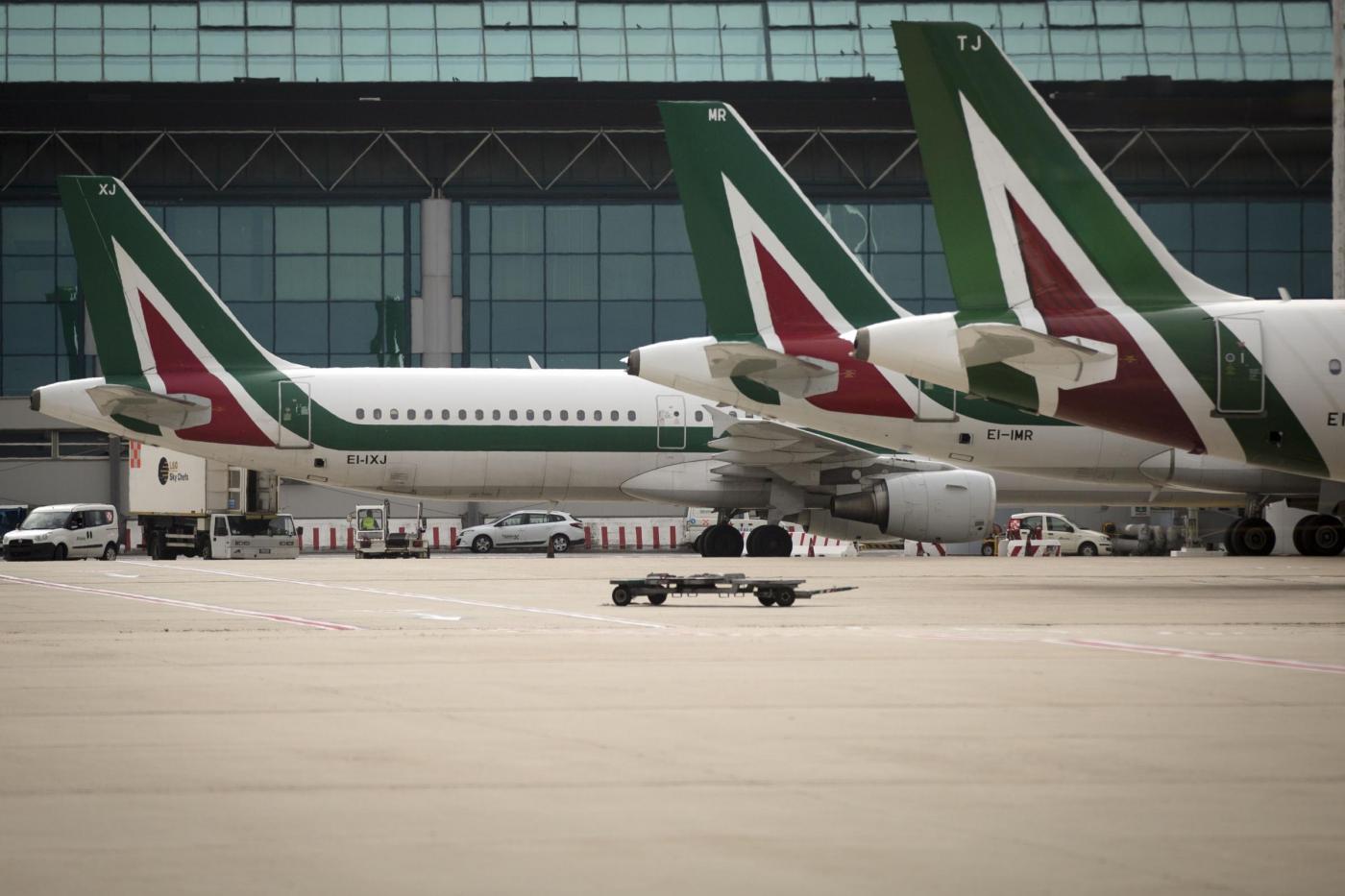Alitalia, confermato lo sciopero del 22 settembre