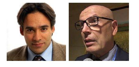 Andrea Mazzillo e Massimo Colomban