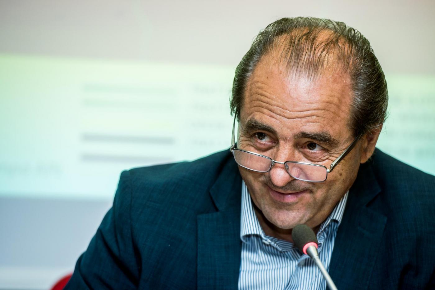 Rimborsi elettorali, Antonio di Pietro condannato a pagare 2 milioni di euro