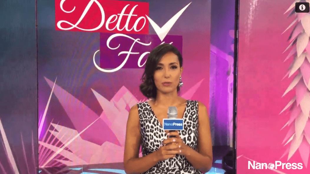 Caterina Balivo: 'Detto Fatto è impegnativo, la prima serata non mi manca'