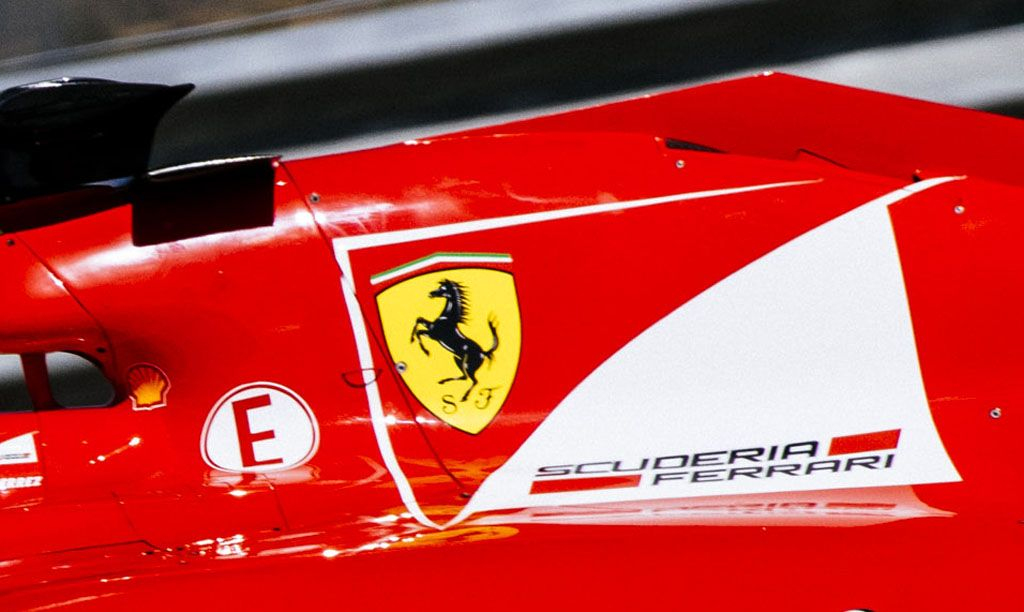 Simboli delle case automobilistiche: il cavallino rampante della Ferrari