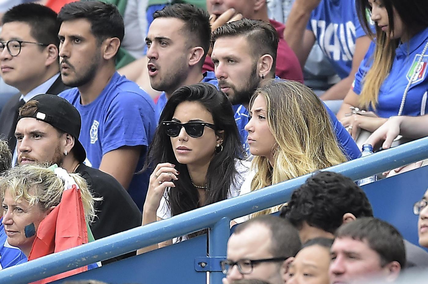 "Europei 2016 Italia Spagna Stadio ""Stade de France"" Ottavi di Finale."