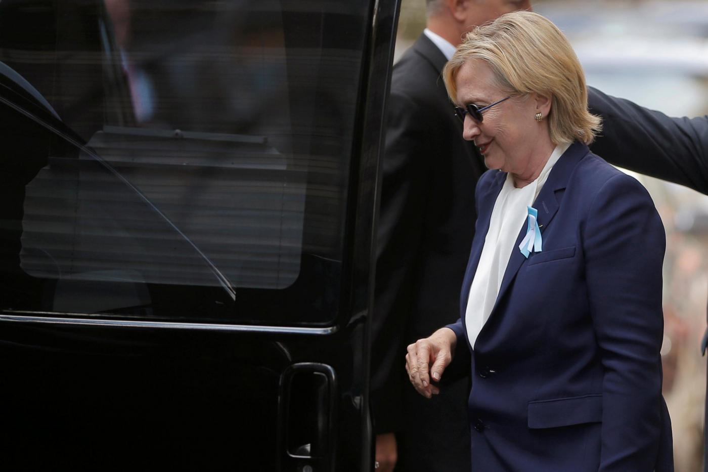 Hillary Clinton è malata? Sospetti sempre più insistenti sulla sua salute