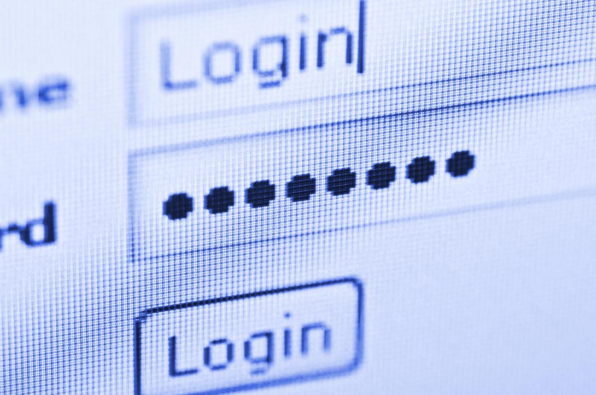 Creare password sicura
