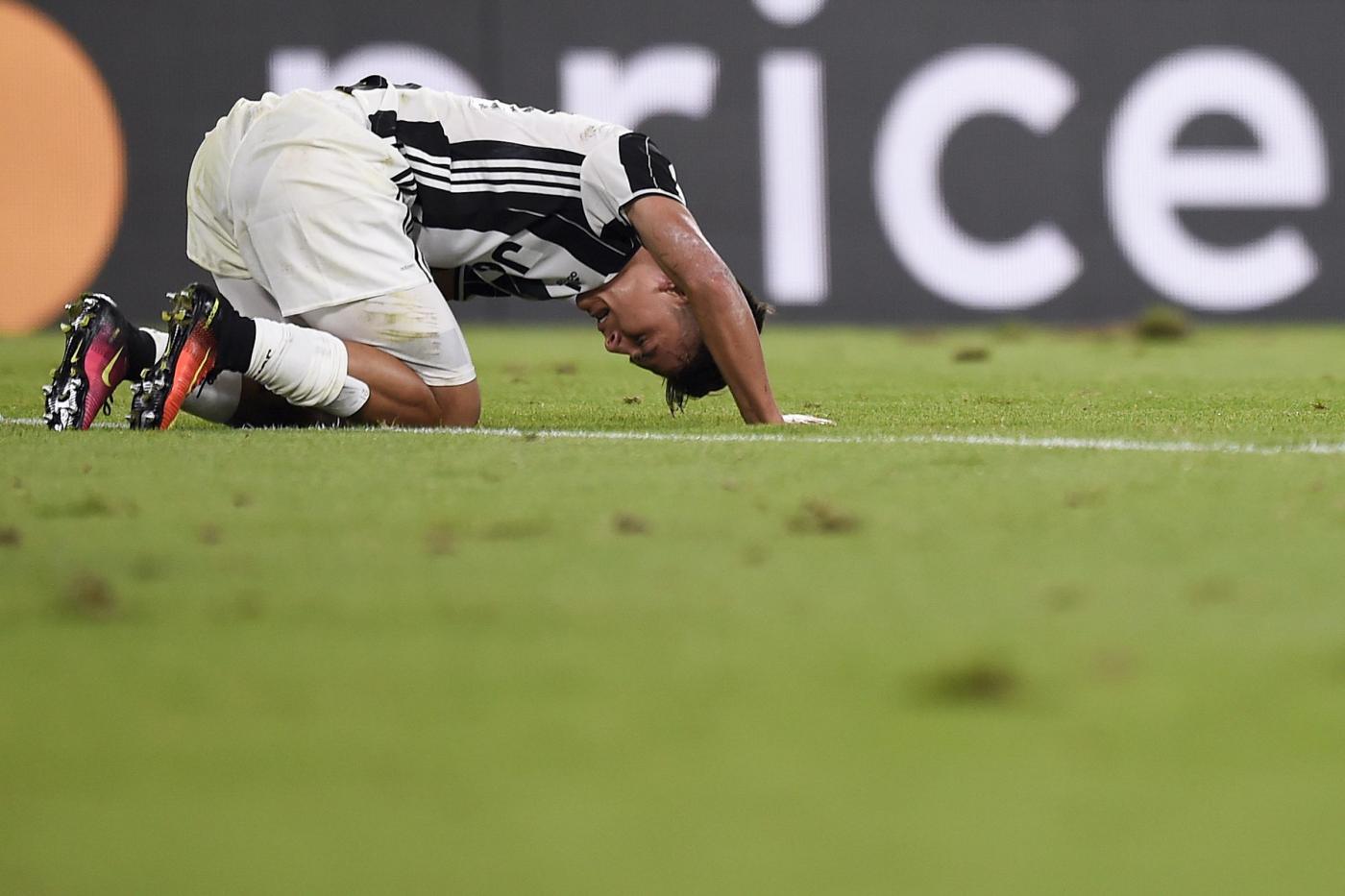 Champions League 2016/17, Juventus vs Siviglia 0-0, scialbo pareggio