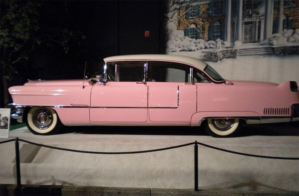 Cadillac Eldorado, il mito che Elvis dipinse di rosa