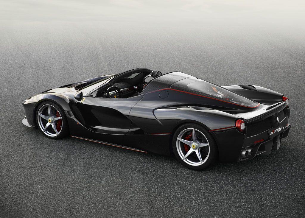 Ferrari laFerrari Aperta 1