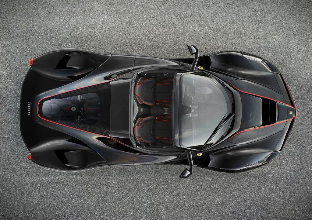 Ferrari laFerrari Aperta 2