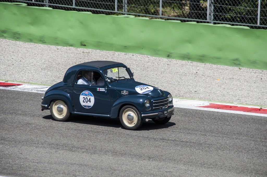 Fiat 500 Topolino 3