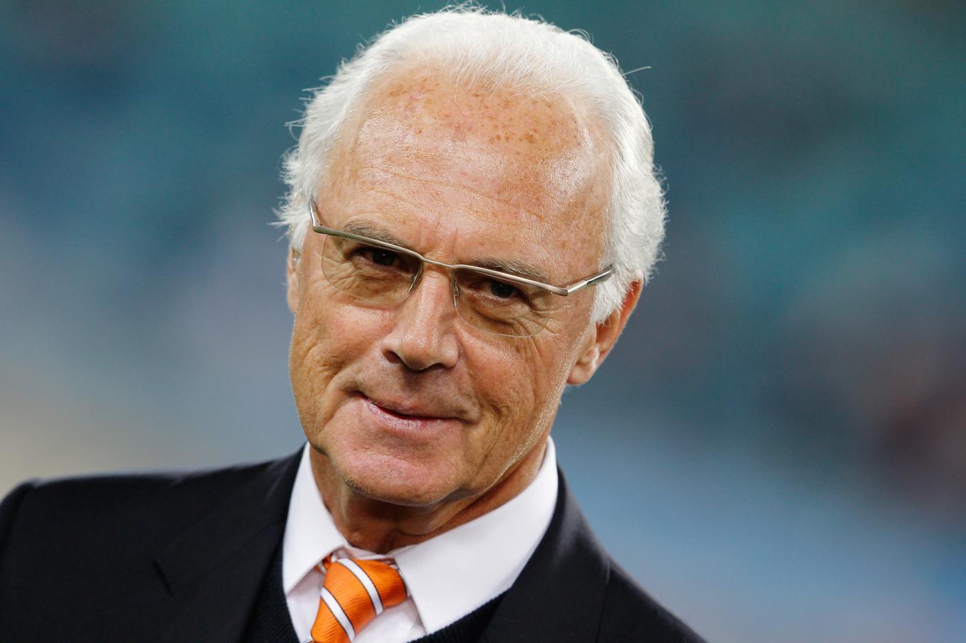 Franz Beckenbauer operazione