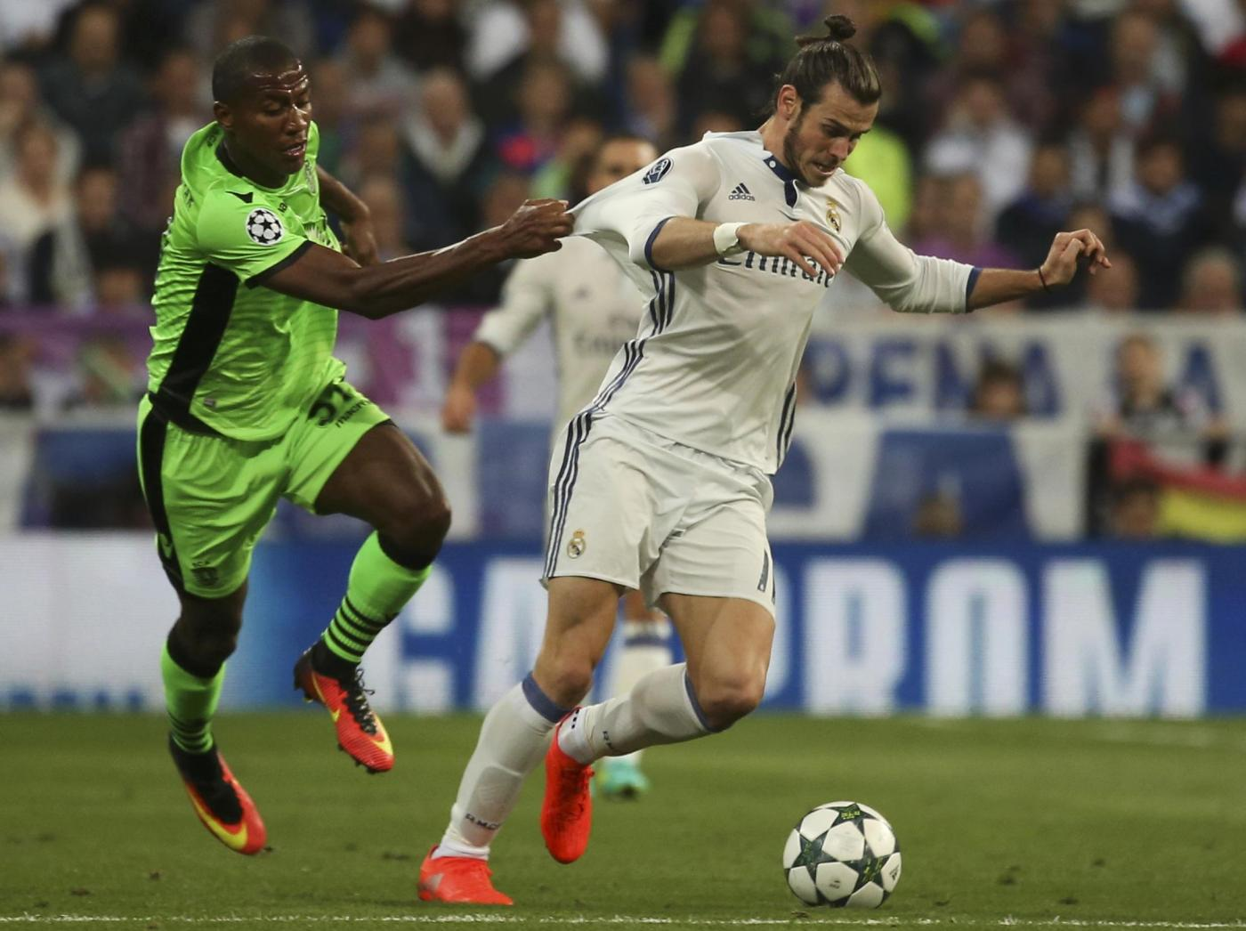 Real Madrid vs Sporting Portugal UEFA Champions League 2016 2017