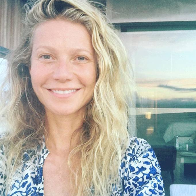 Gwyneth Paltrow senza trucco su Instagram: la campagna #nomakeup delle star