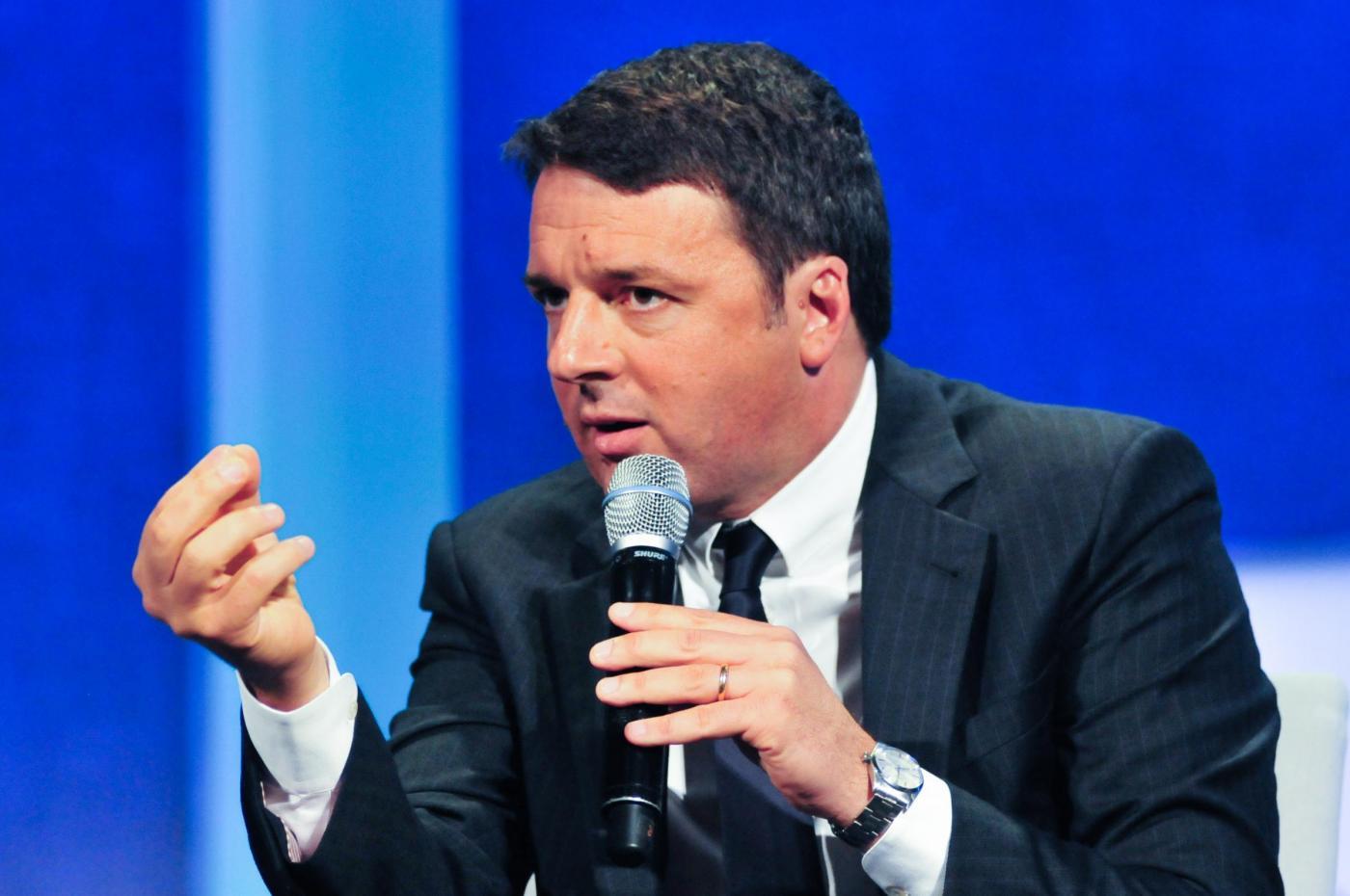 Matteo Renzi sui migranti: 'Se l'Europa continua così, l'Italia farà da sola'