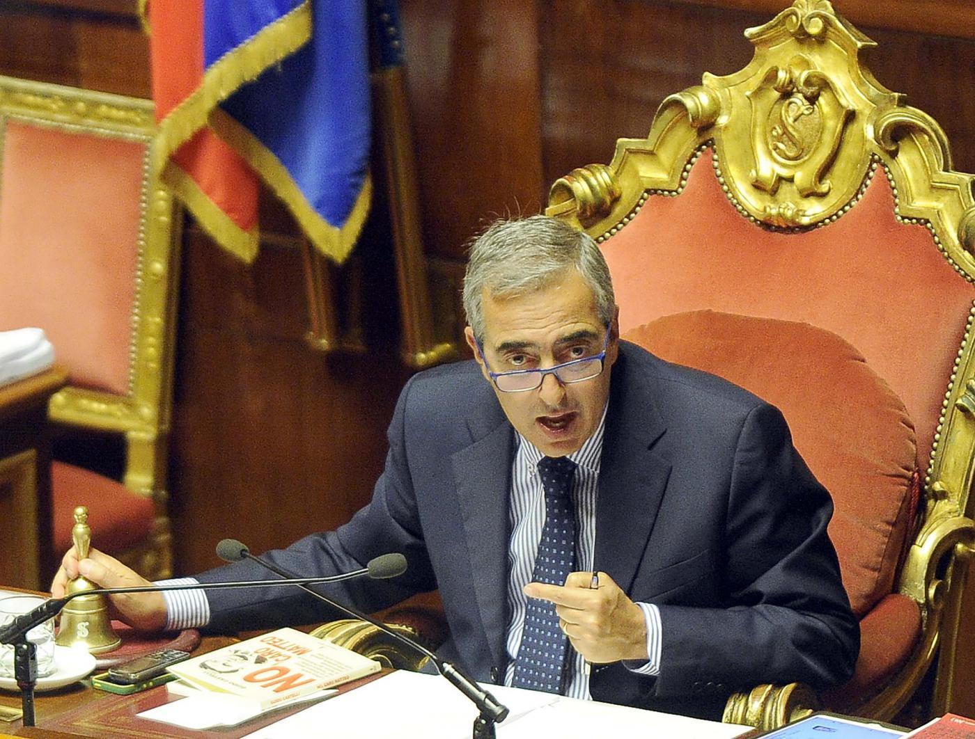 Senato, si discute la custodia cautelare del Senatore Antonio Stefano Caridi