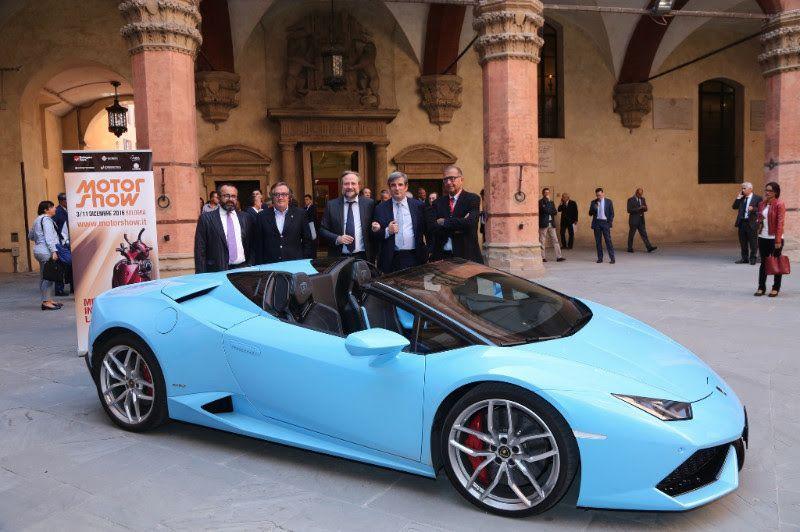 Motor Show Bologna 2016 presentazione