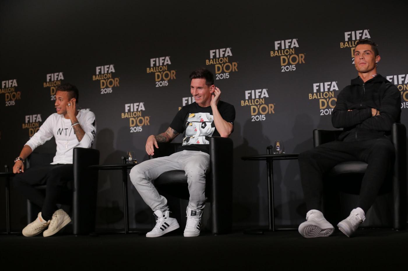 FIFA 17: Ronaldo è più forte di Messi