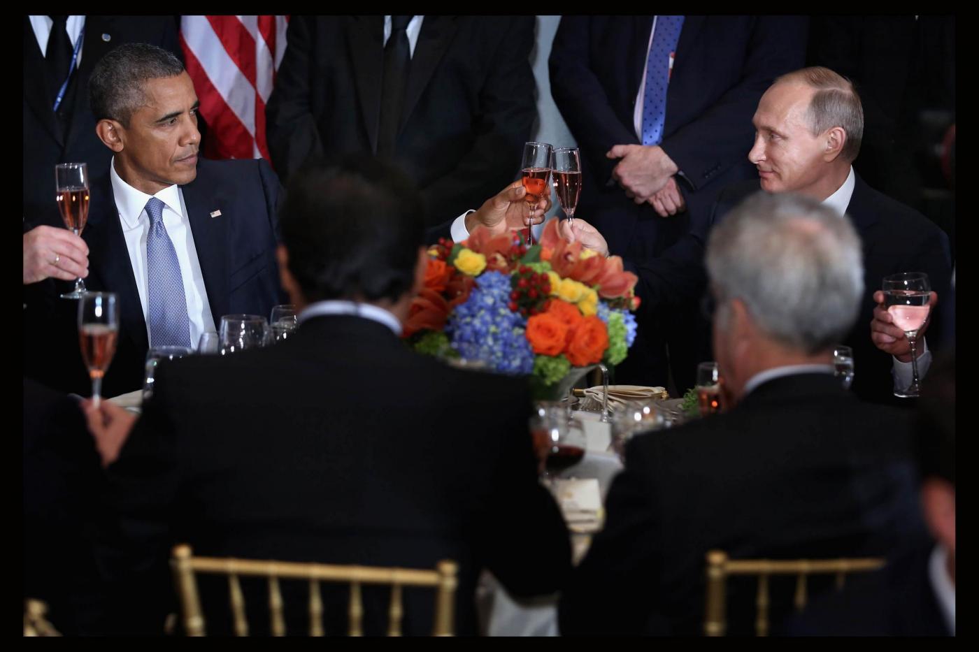 G20, incontro tra Obama e Putin: nessun accordo sulla Siria