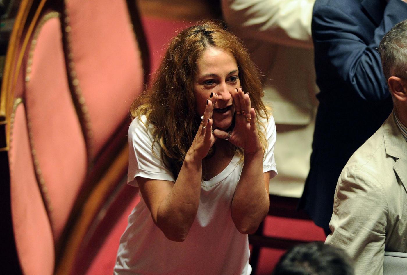 Paola Taverna: 'Non sono stata io a passare la mail alla stampa'