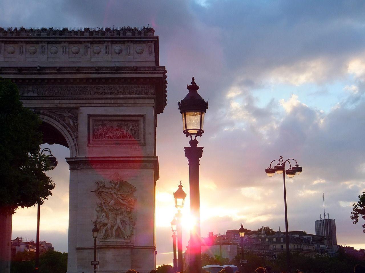 Parigi Arco di trionfo
