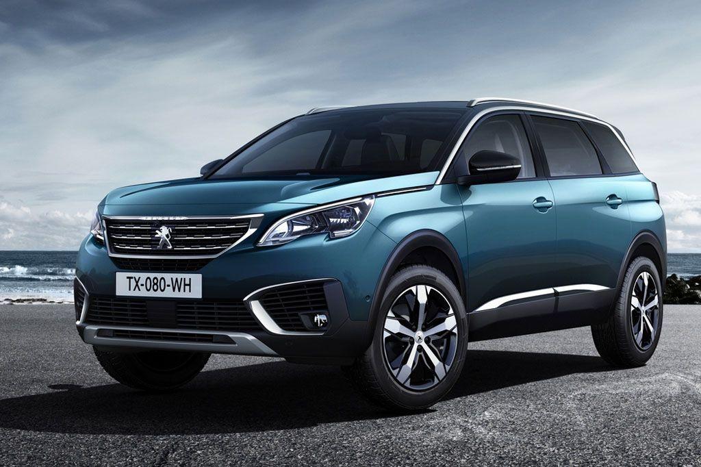 Nuova Peugeot 5008: da monovolume a Suv, sette posti con stile