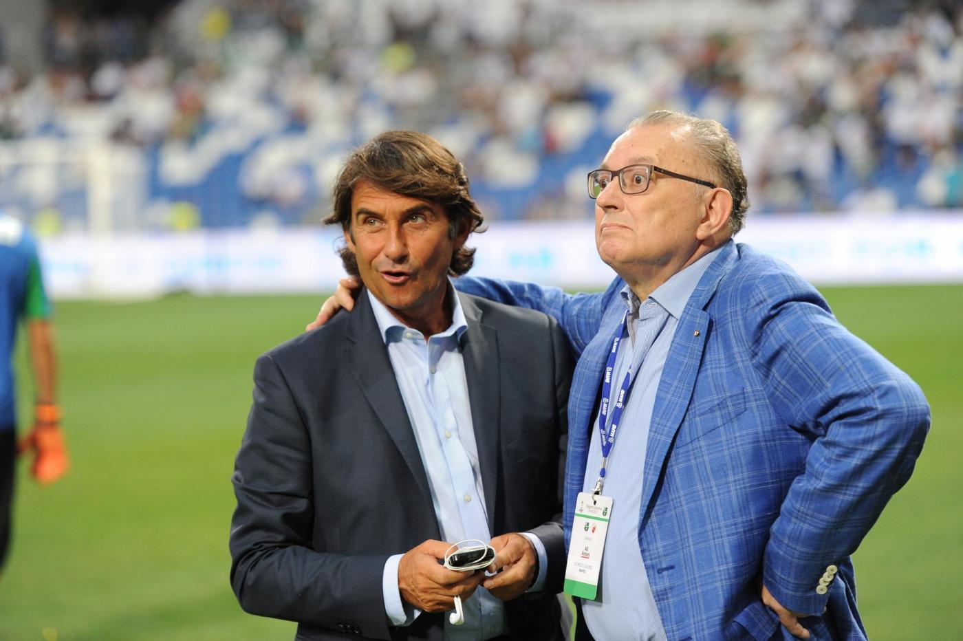 Presidente del Sassuolo Squinzi