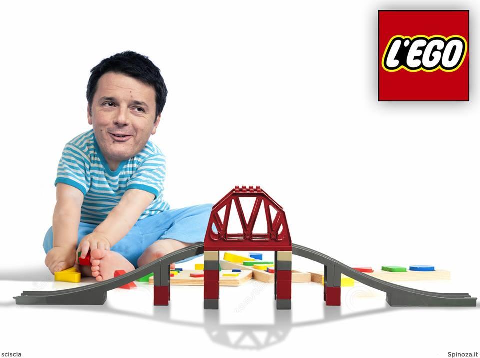 Ponte sullo stretto: Matteo Renzi scatena l'ironia del web