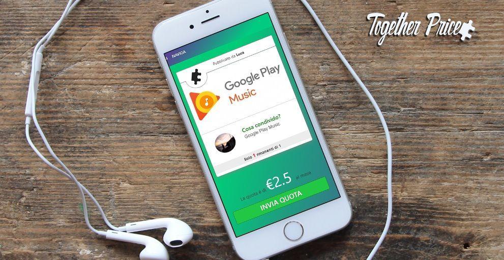Risparmiare con la condivisione online: scopriamo Together Price