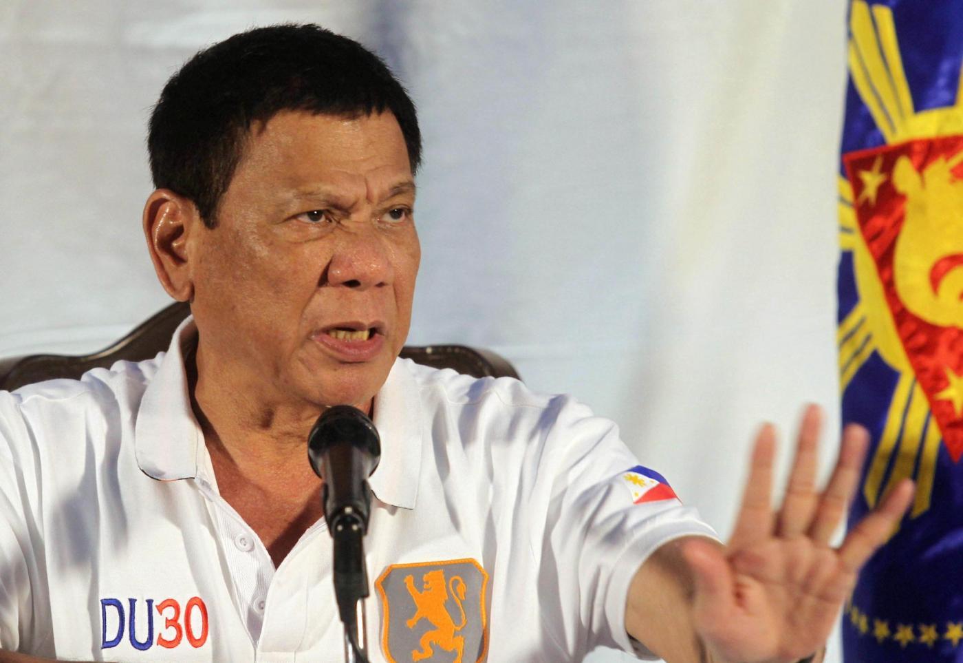 Filippine, Duterte contro Obama: 'Figlio di p…, te la farò pagare'