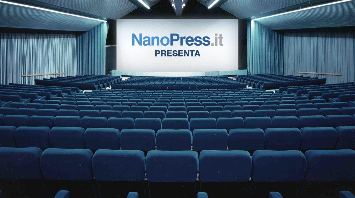 Sala cinematografica Nanopress