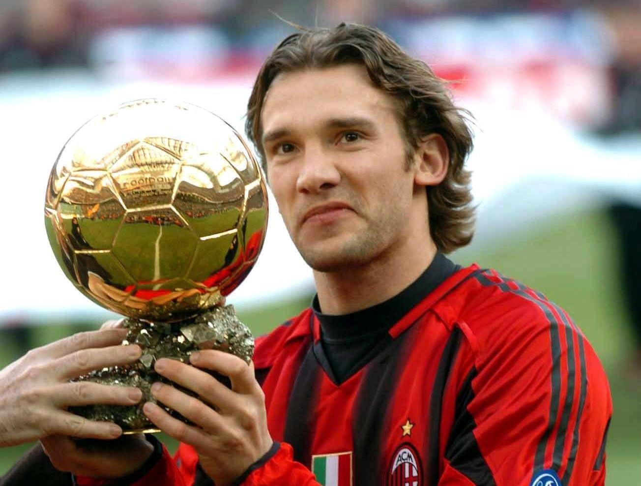 Andriy Shevchenko: i 40 anni di uno dei migliori attaccanti del Milan