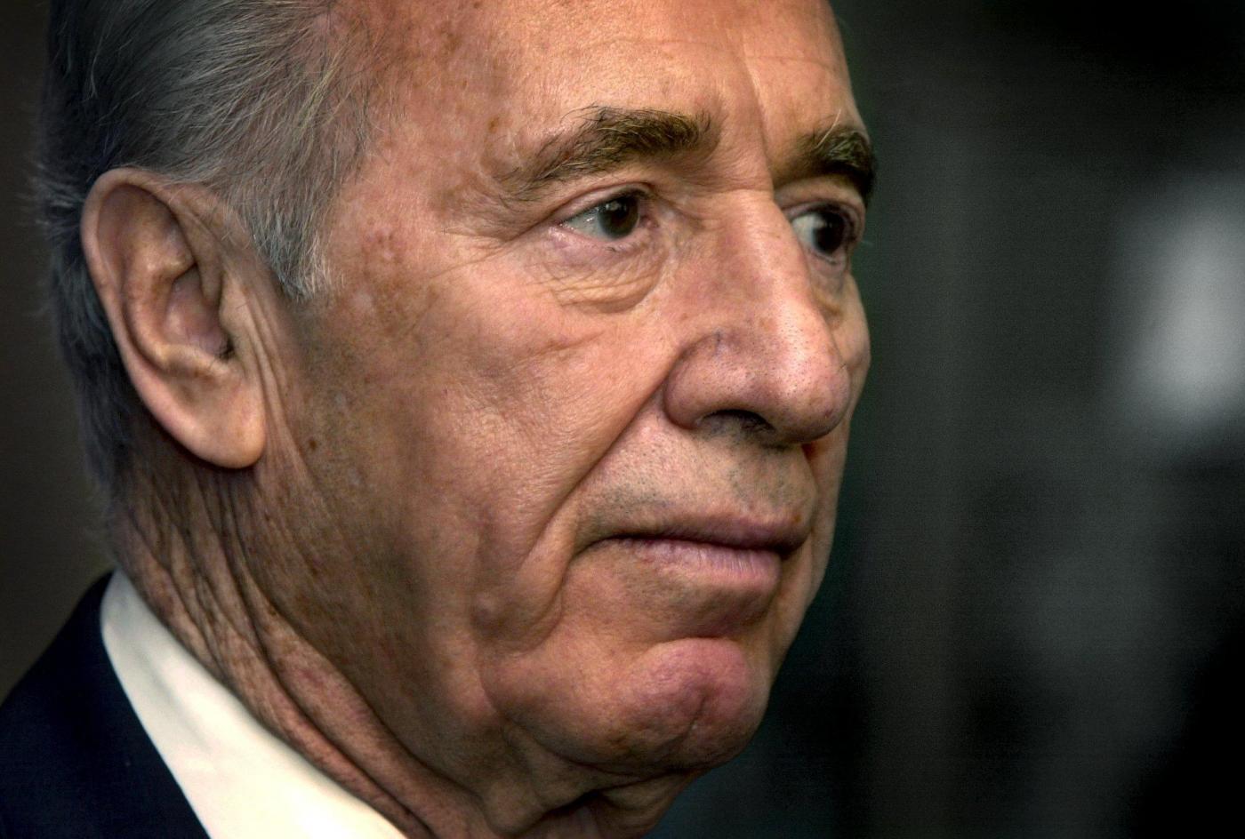 Israele, morto l'ex presidente Shimon Peres