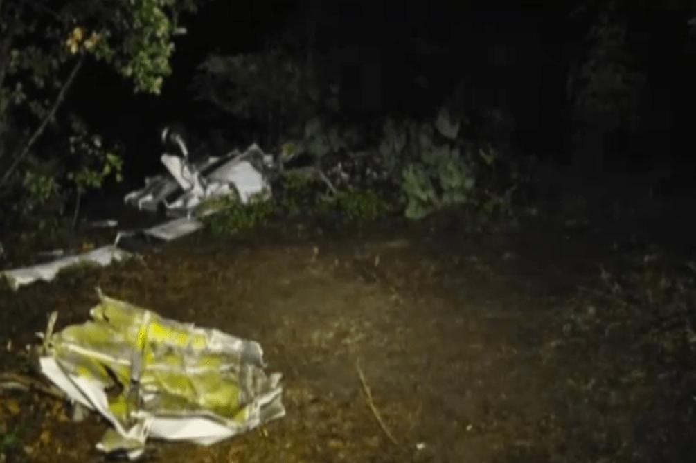 Aereo precipita in Macedonia: 6 italiani morti