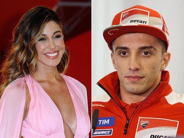 Belén Rodriguez e Andrea Iannone sono ufficialmente una coppia