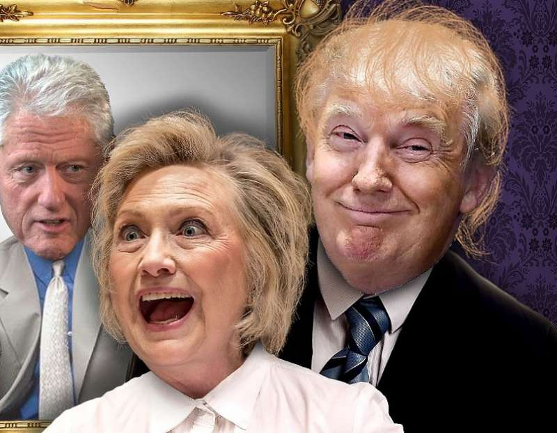 Hillary Clinton: gif, meme e immagini memorabili dal web