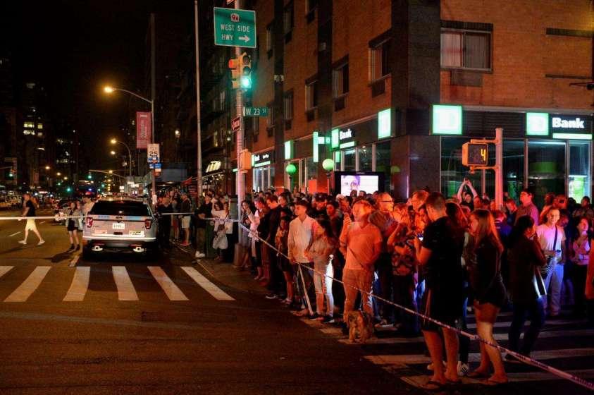 Attacco a New York: le prime testimonianze