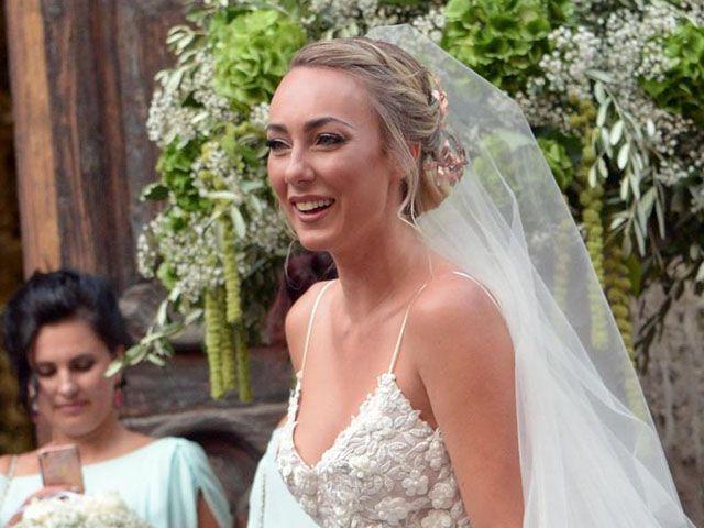 Cristel Carrisi si è sposata