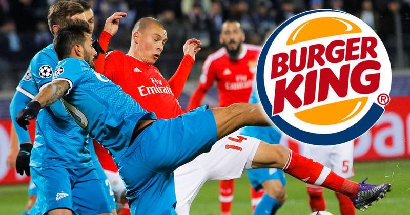 Zenit San Pietroburgo: l'offerta di Burger King per cambiare nome