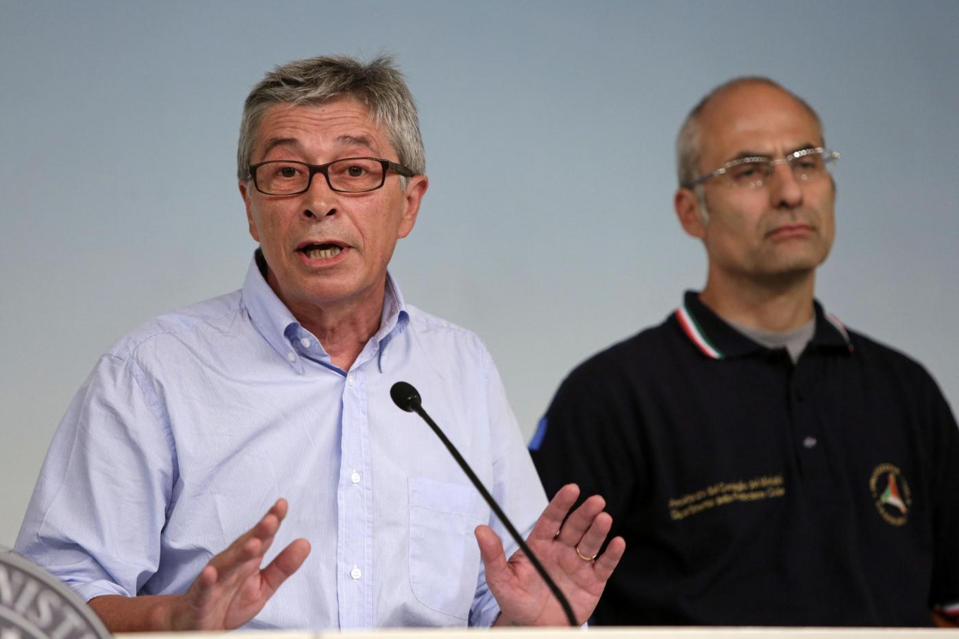 Vasco Errani nominato Commissario per la ricostruzione in centro Italia