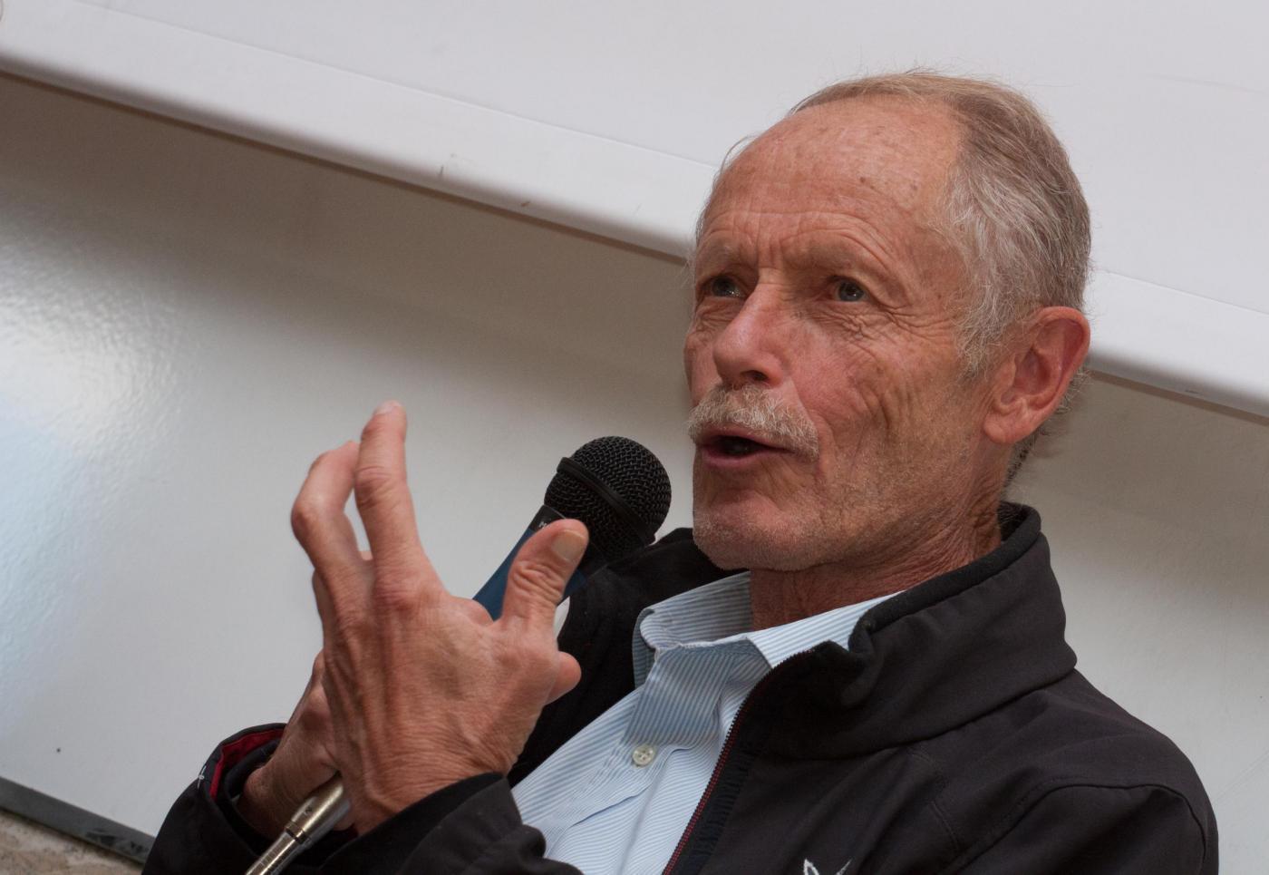 Erri De Luca, scrittore italiano