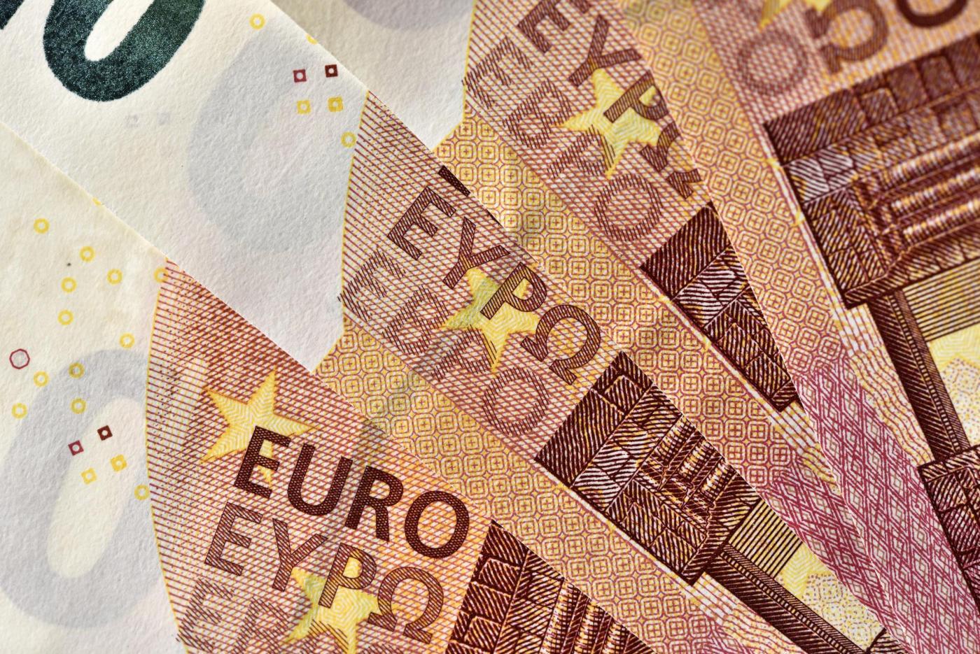 Le nuove banconote da 10 euro