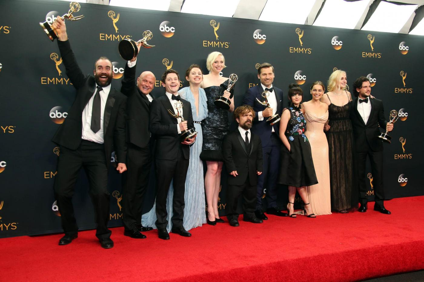 Emmy Awards 2016, i vincitori: Game of Thrones nella storia