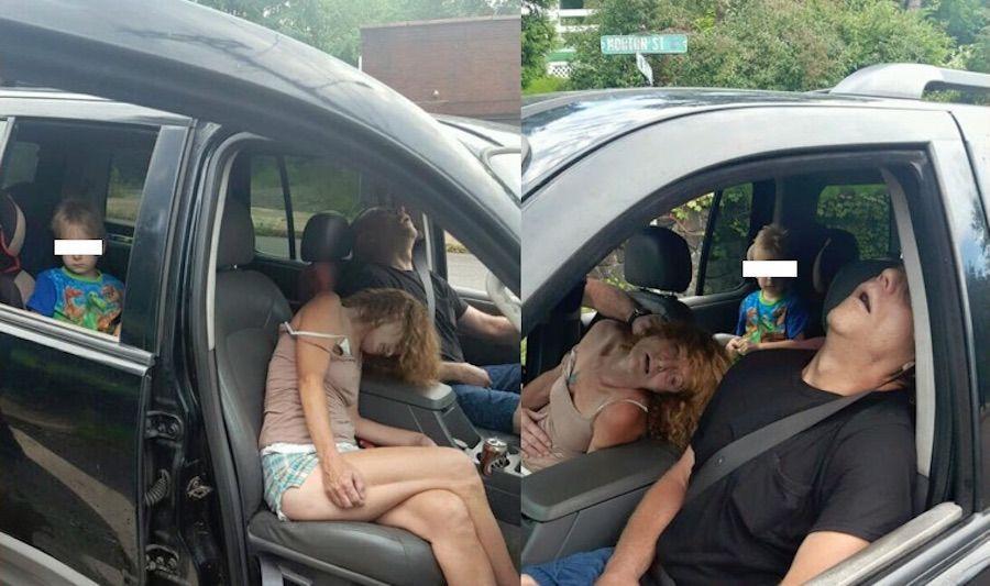 genitori overdose