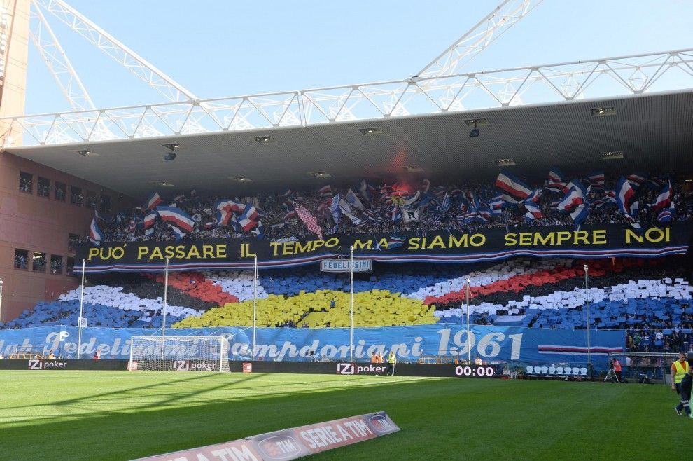 Stadio Ferraris Sampdoria