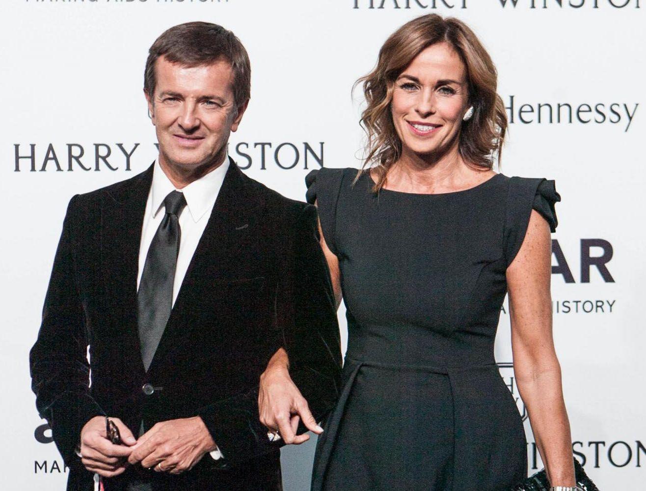 Cristina Parodi e Giorgio Gori: 21 anni di matrimonio non sempre facili