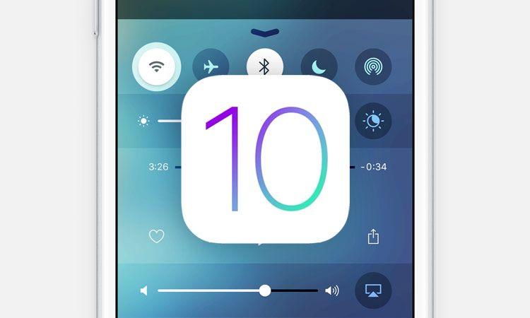 iOS 10 tutte le principali novità