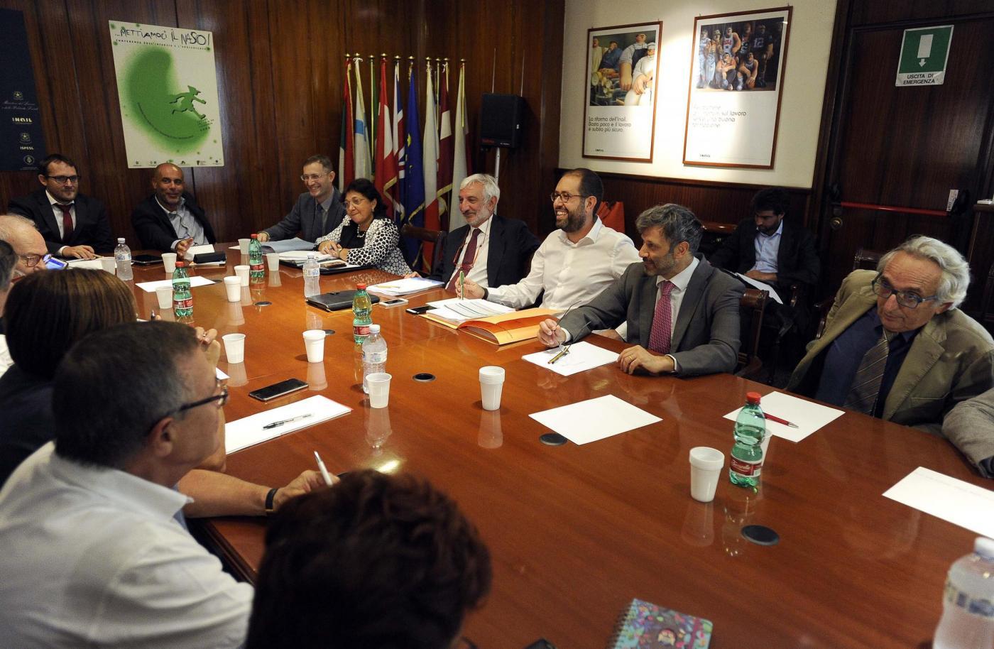 Ministero del Lavoro, incontro Governo Sindacati sulle pensioni